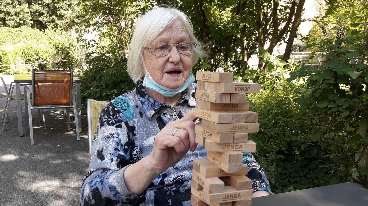 Irmgard Lüthe lebte in einem Münchner Pflegeheim.