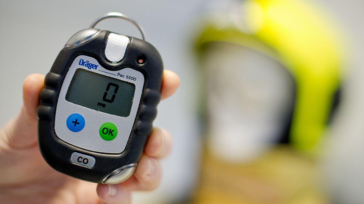 Kohlenmonoxid-Messgerät