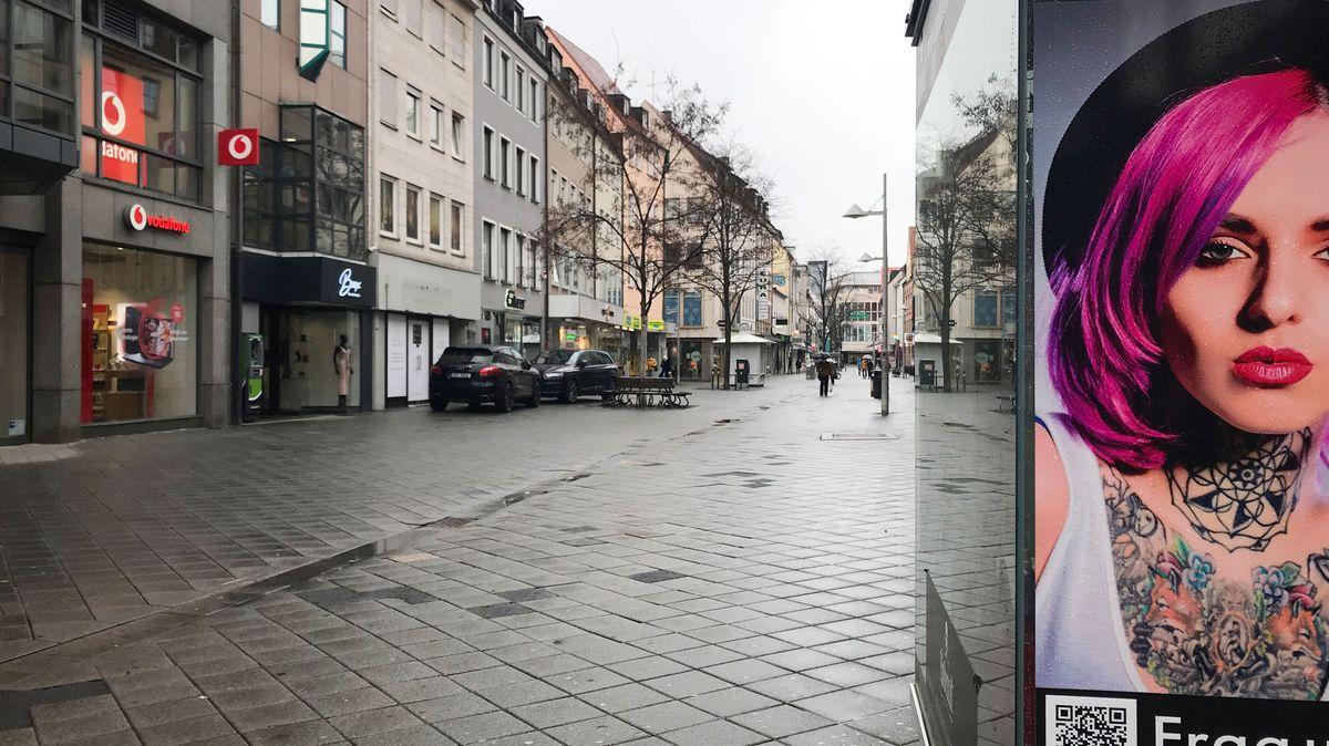 Nürnberger Innenstadt