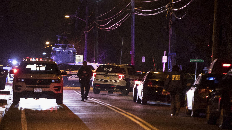 Messerangriff während jüdischer Feier in New York