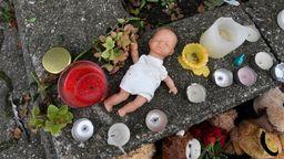 Fünf tote Kinder in Solingen - Prozessbeginn | Bild:dpa-Bildfunk/Roberto Pfeil
