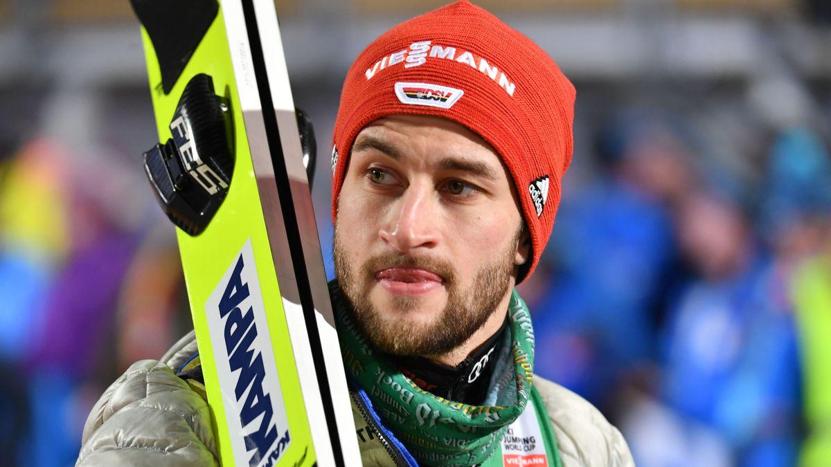 Markus Eisenbichler legte ind er Qualifikation in Wisla gut vor