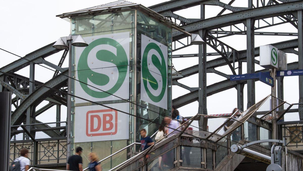 S-Bahn Haltepunkt Hackerbrücke