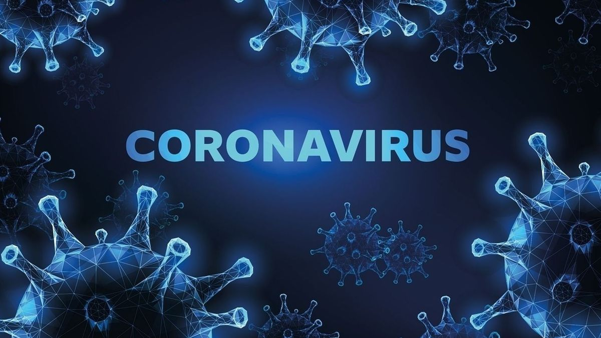 Coronavirus (Illustration)