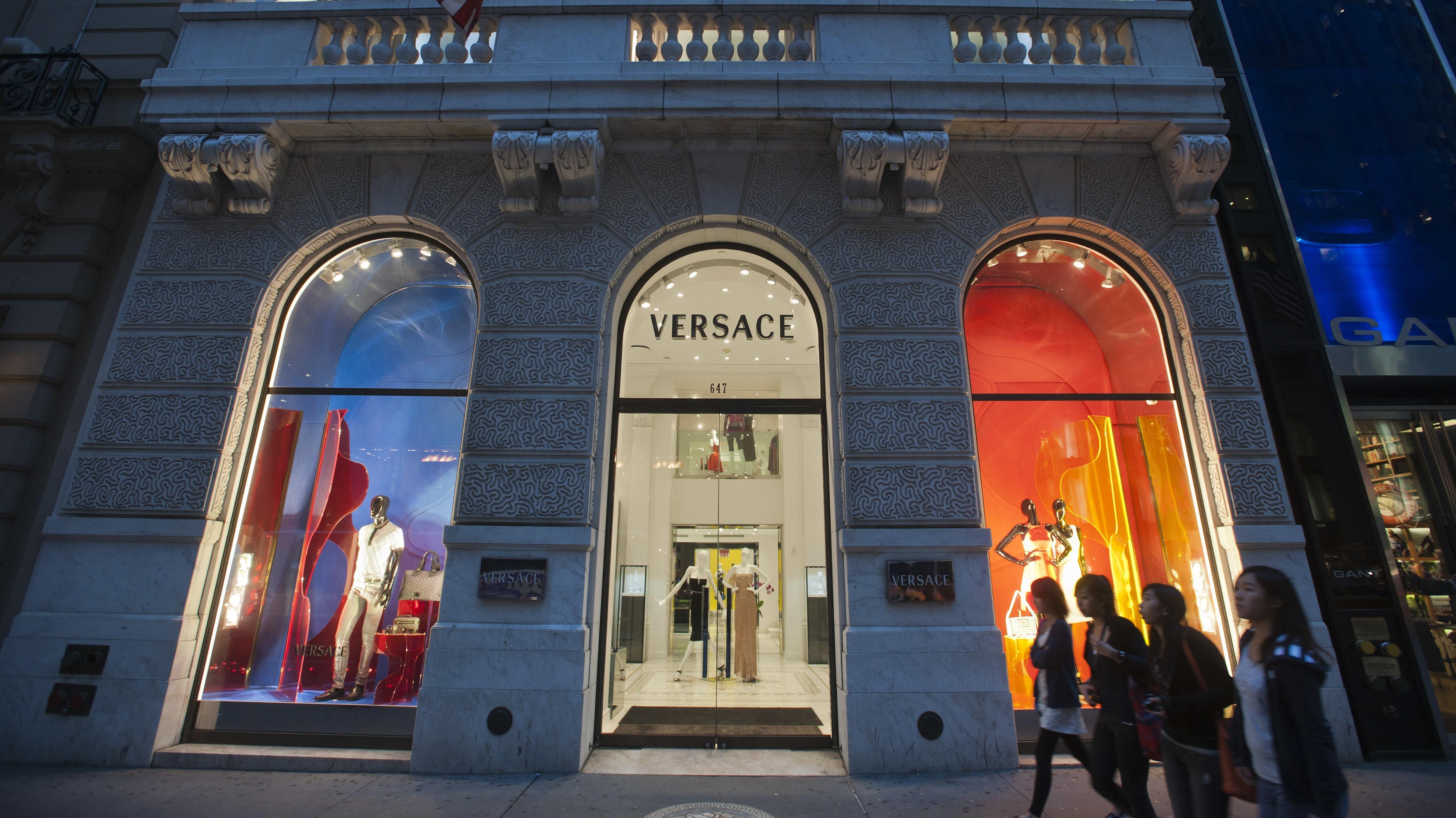 c89edf7d5f US-Modelabel Michael Kors übernimmt Versace | BR24