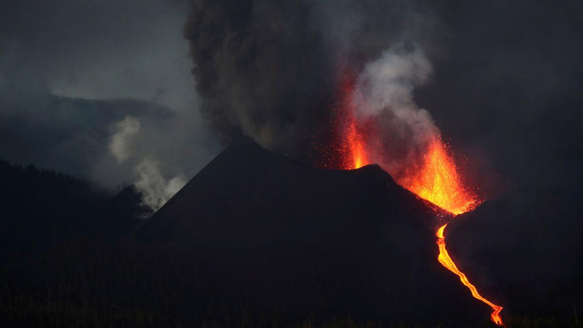 Vulkan auf La Palma: Neuer Lavastrom