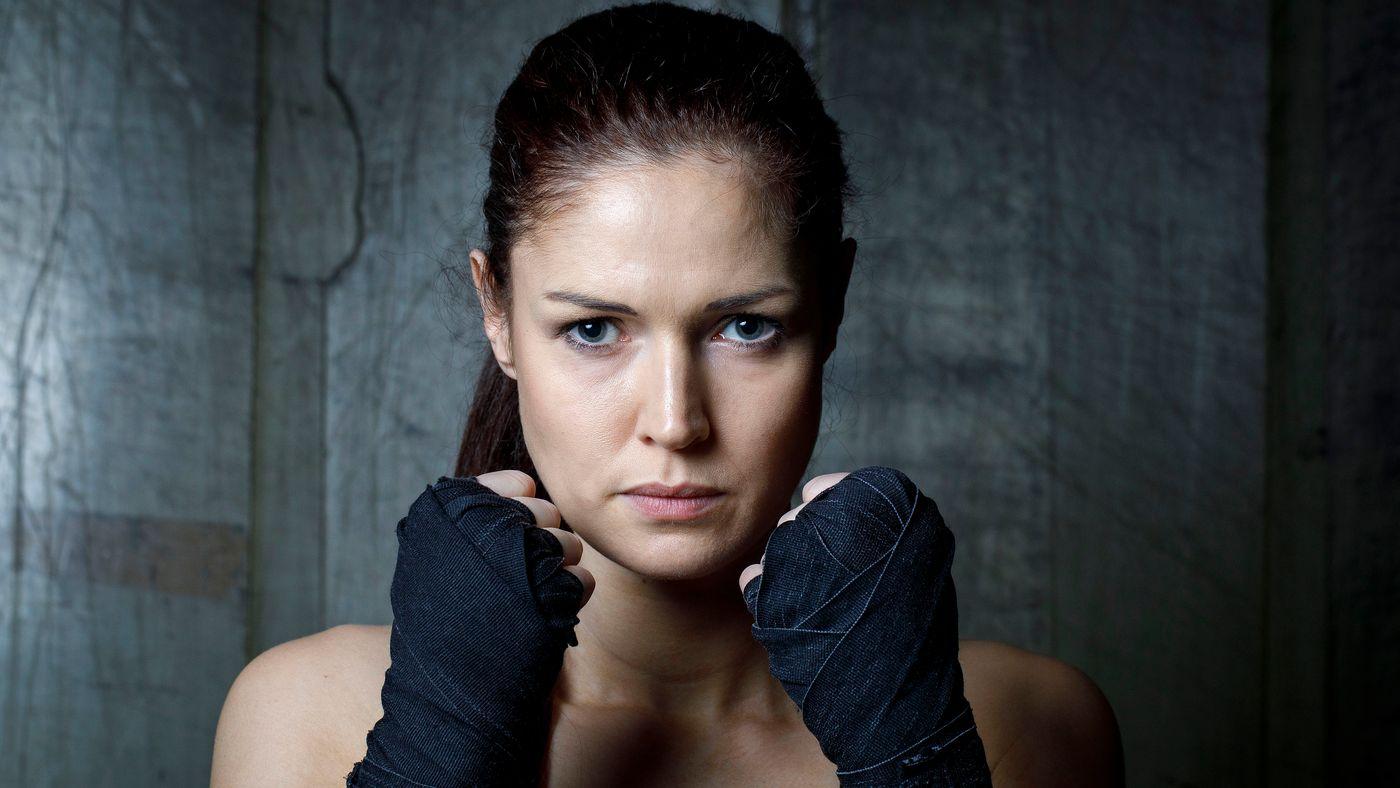 Kickboxerin Marie Lang: Einmal habe ich mich wehren