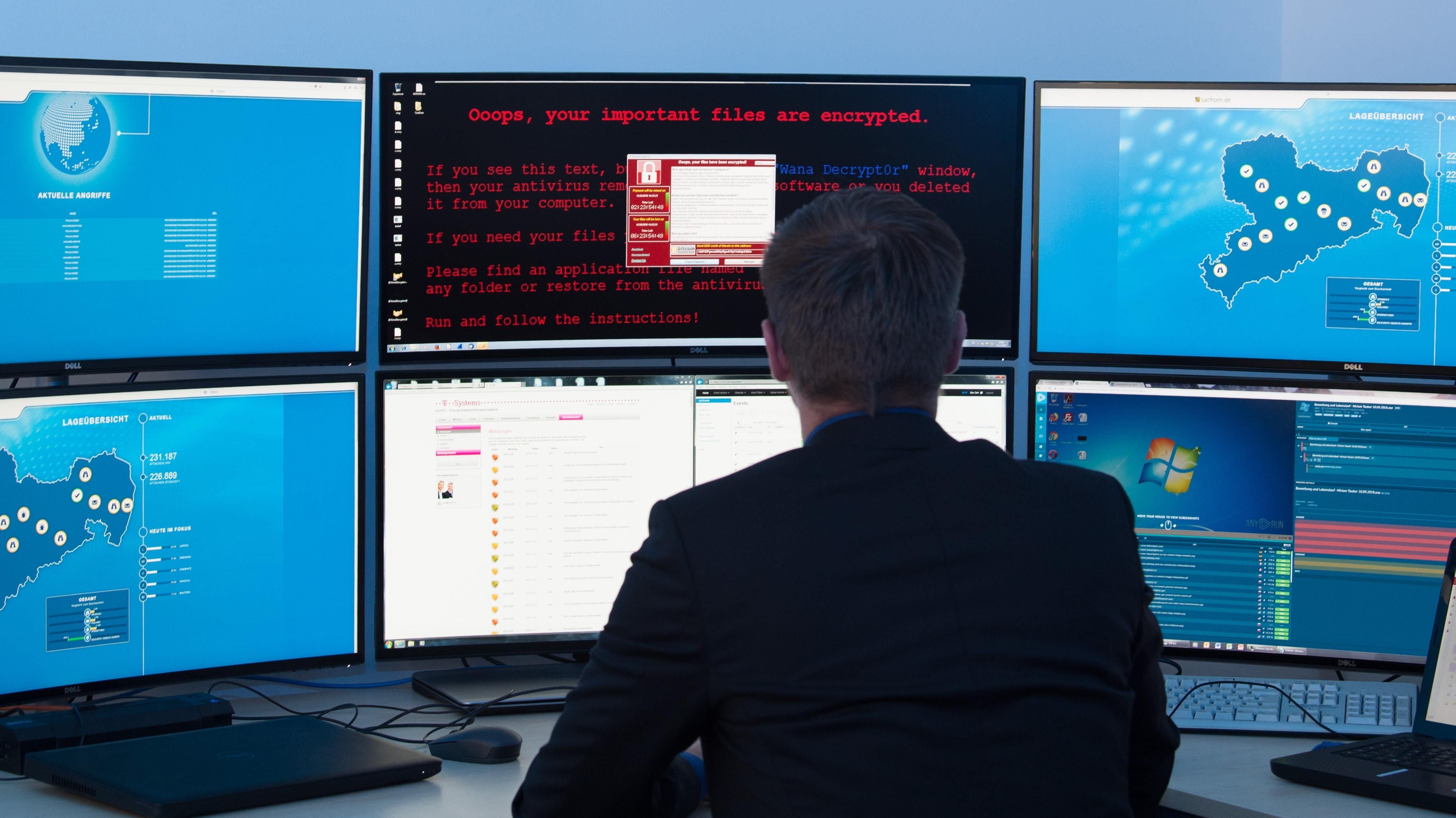 Zu wenig IT-Experten