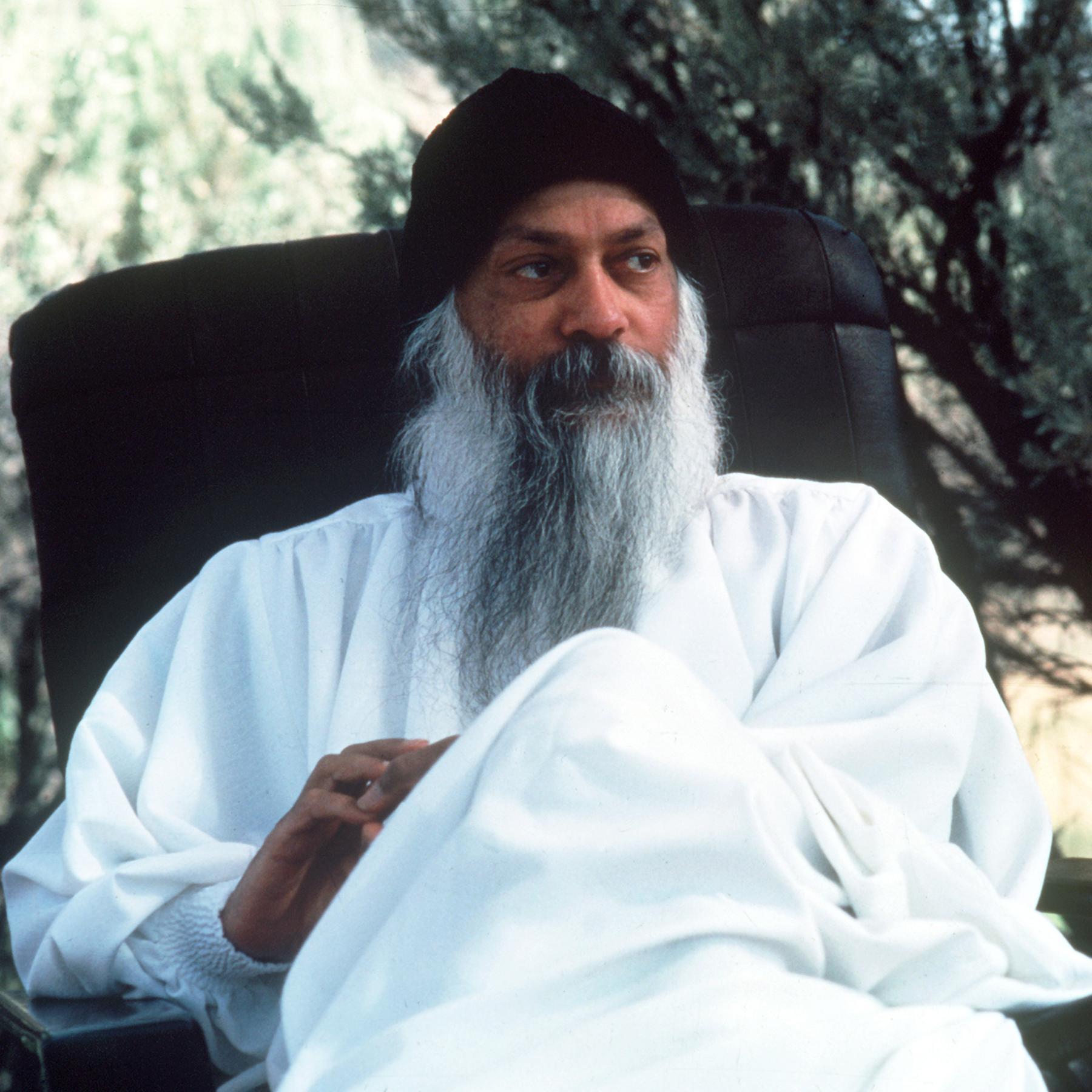 Rajneesh, Bhagwan, Osho - Der Guru der 70er