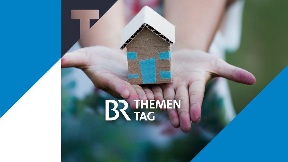 BR Thementag: Luxus 4 Wände - Wohnen in der Zukunft