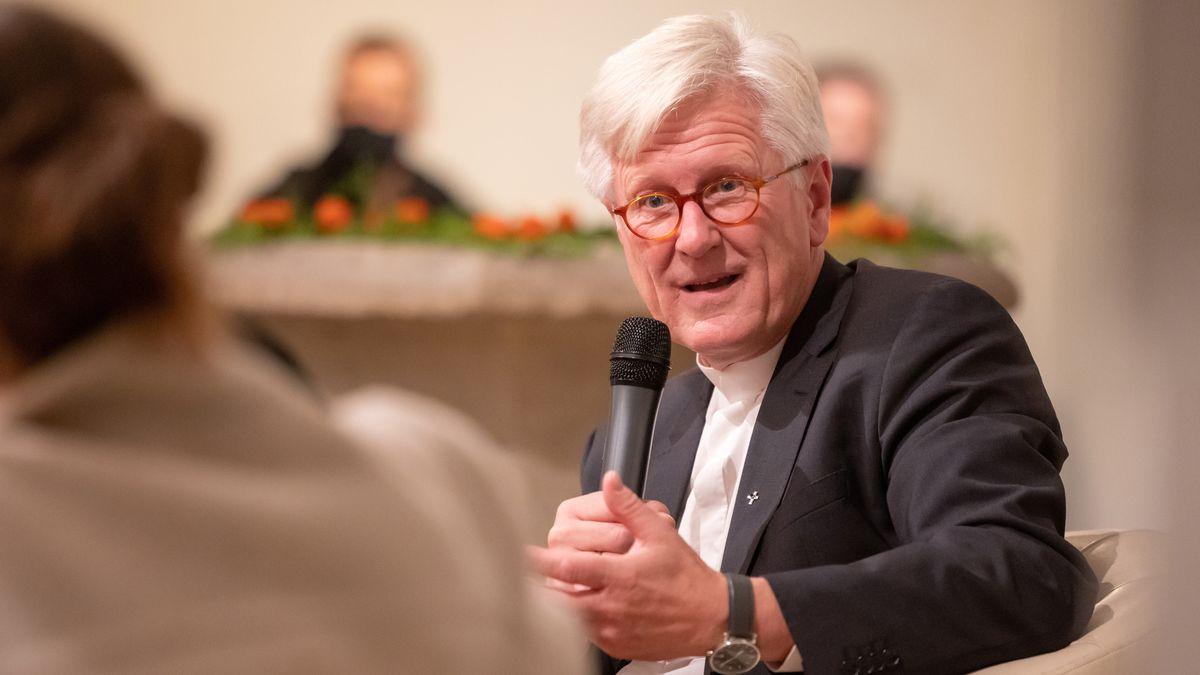 Landesbischof Heinrich Bedford-Strohm (Archivbild).