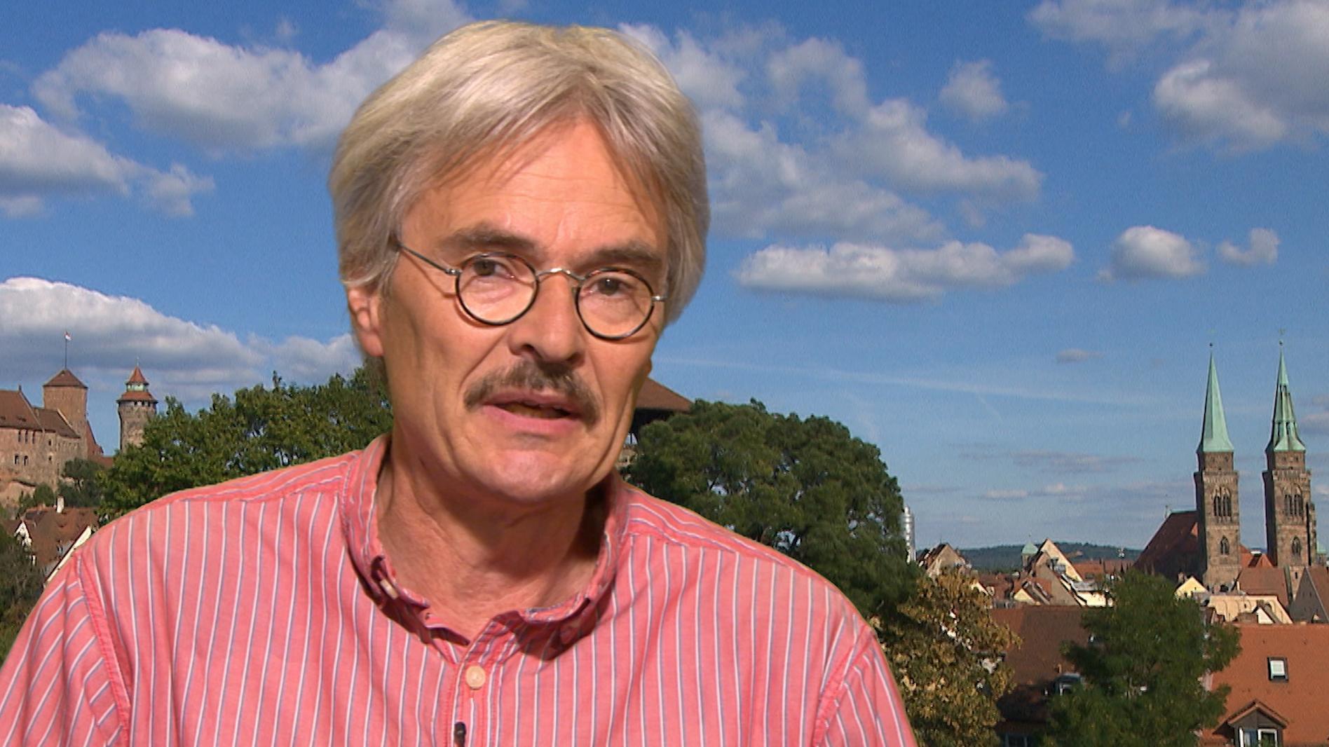 Richard Mergner, Bund Naturschutz
