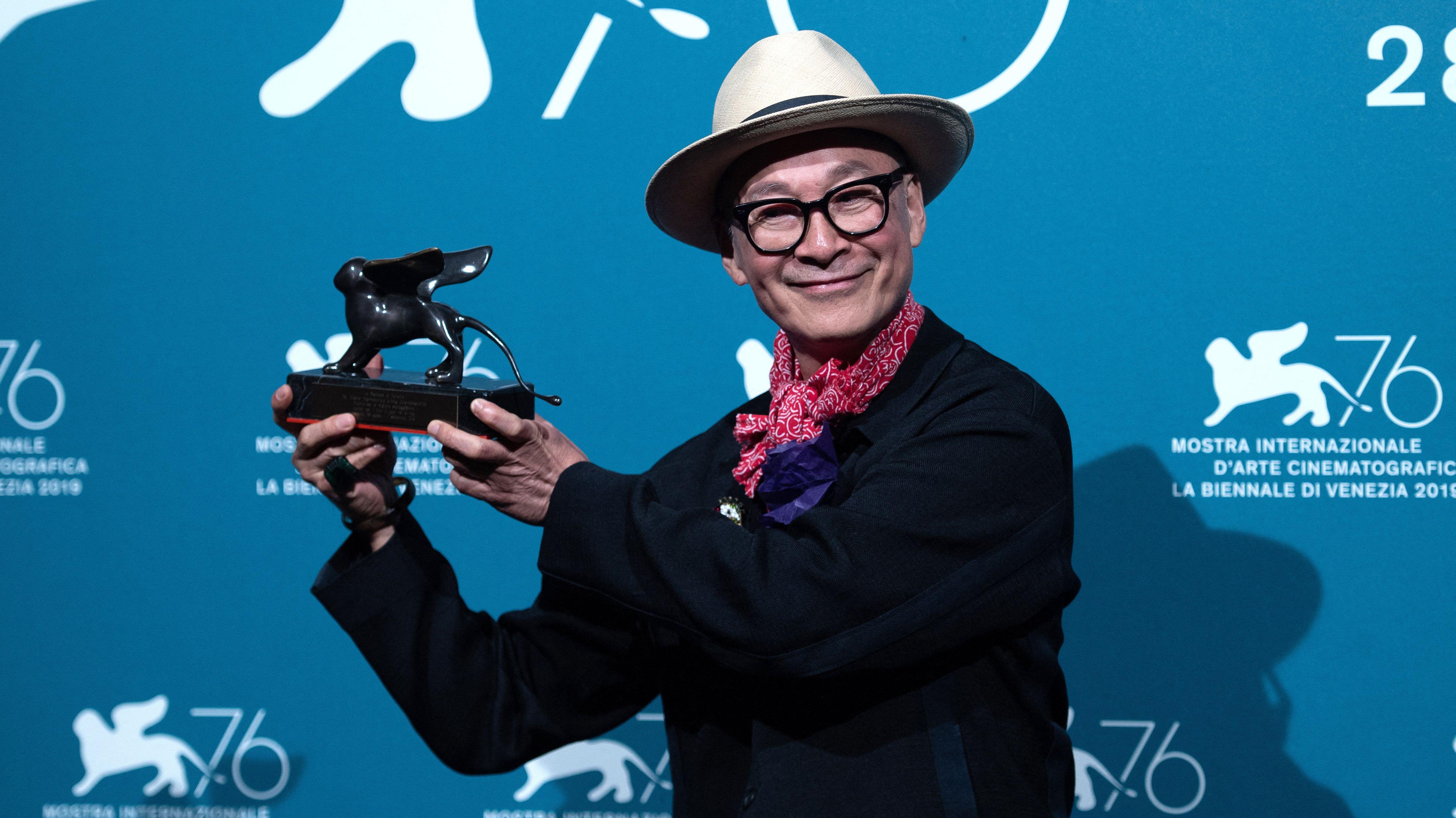"""Regisseur Yonfan, """"No.7 Cherry Lane"""", bekommt den Silbernen Löwen für das beste Drehbuch"""