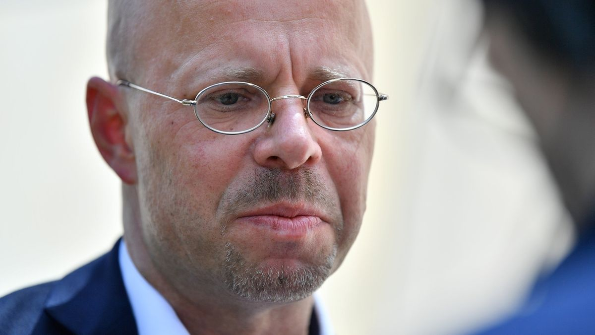 Kalbitz tritt als Fraktionsvorsitzender endgültig zurück