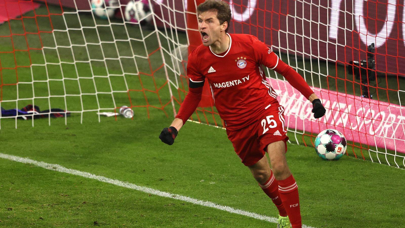 Fc Bayern Spieler 2021