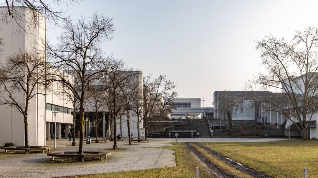 Die Universität Regensburg