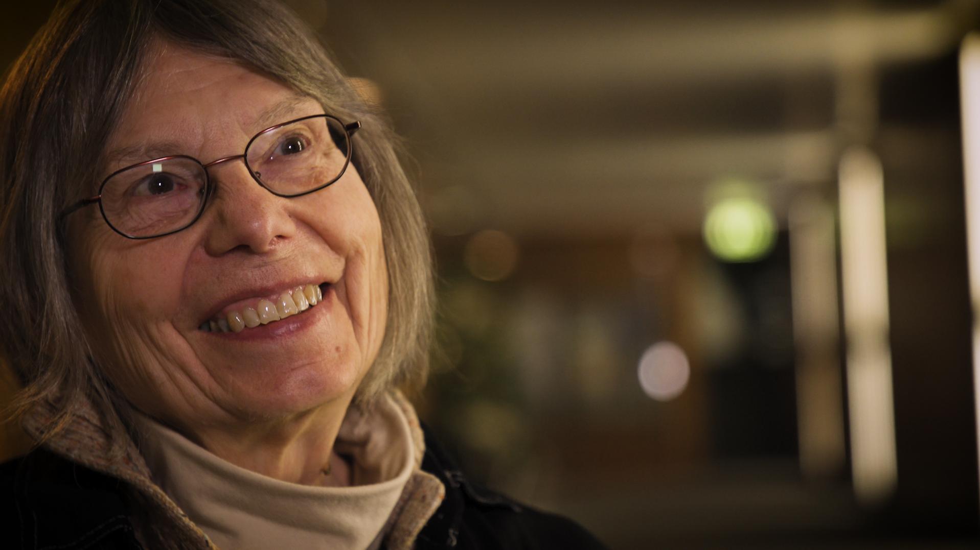 Gretchen Dutschke im Interview