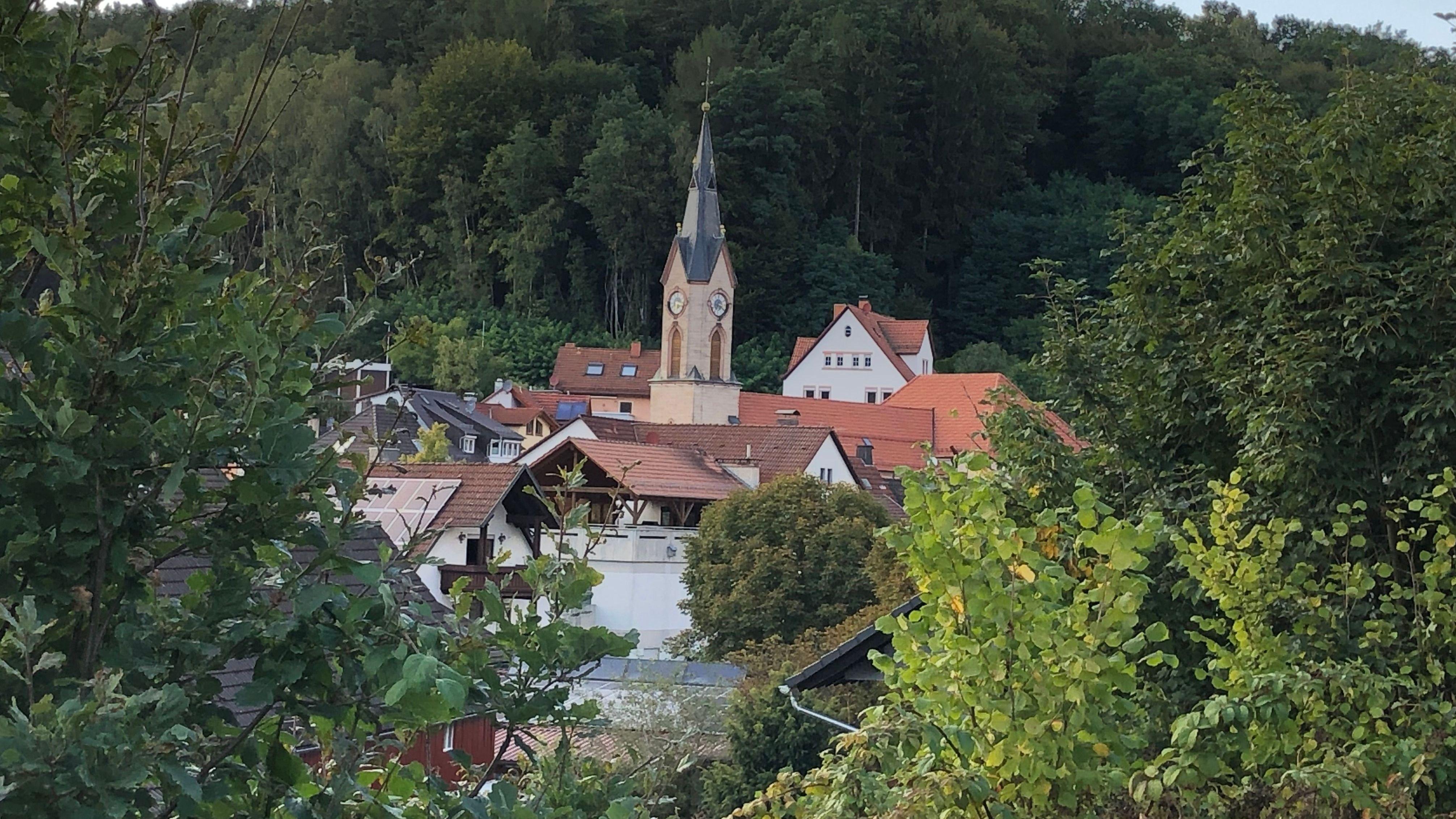 Ansicht von Heigenbrücken