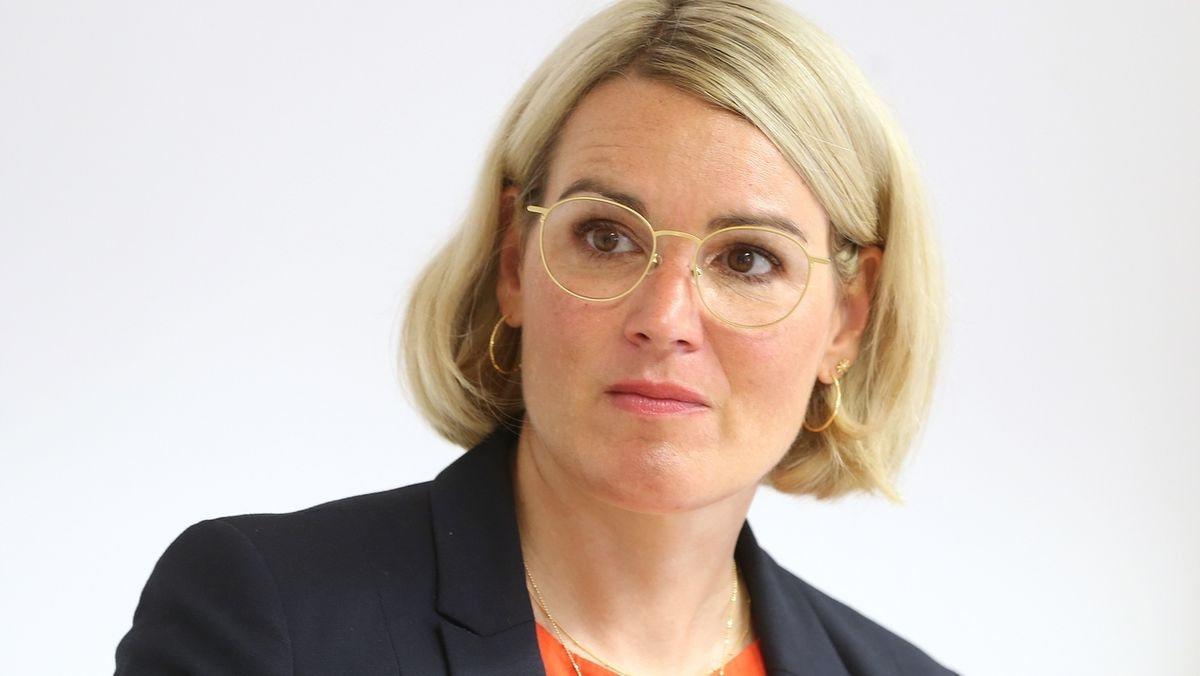 Augsburger Oberbürgermeisterin Eva Weber