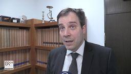 Anwalt Felix Dimpfl | Bild:BR/Thomas Pösl
