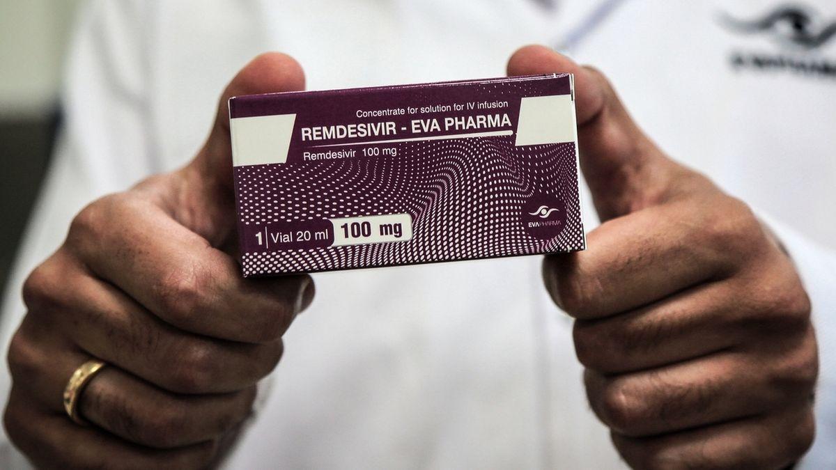 Coronavirus - Arzneimittel-Produktion Remdesivir