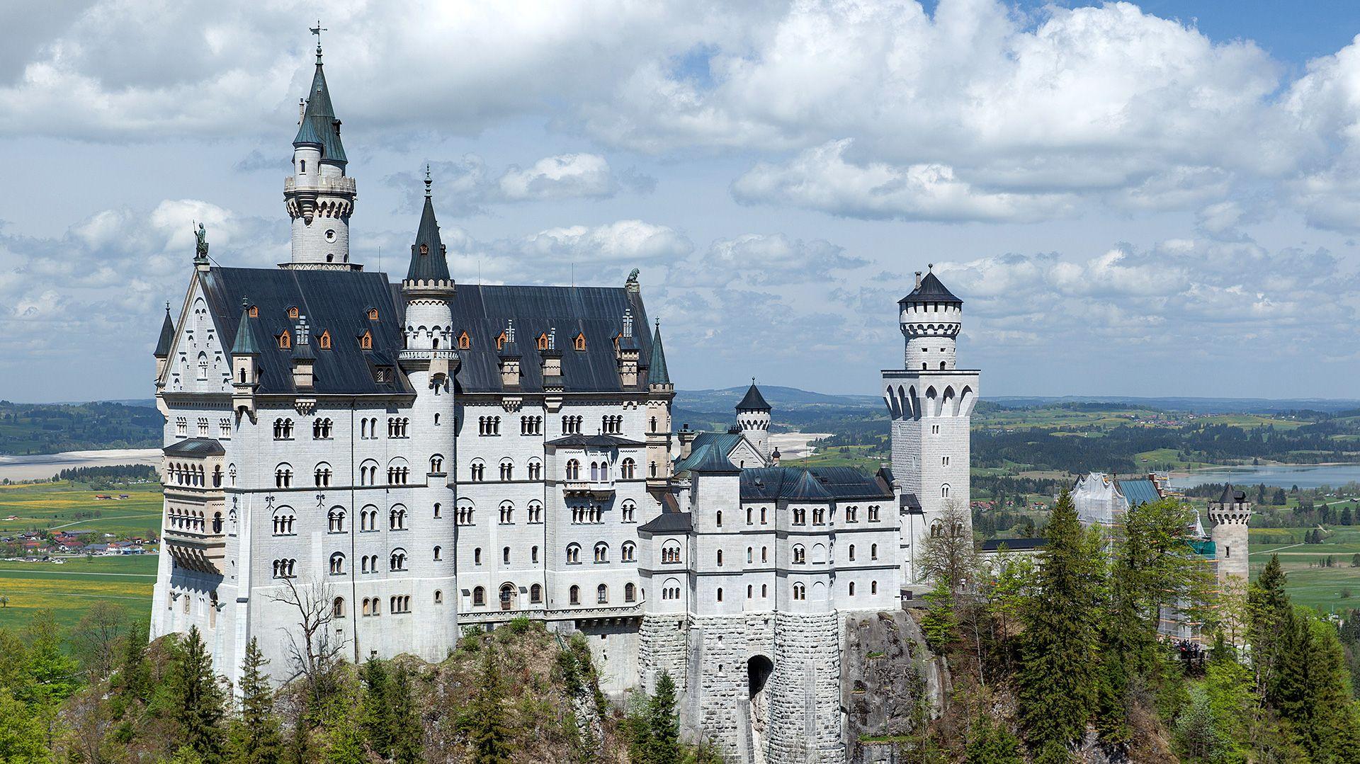 Neuschwanstein - Vom Mythos zur Marke