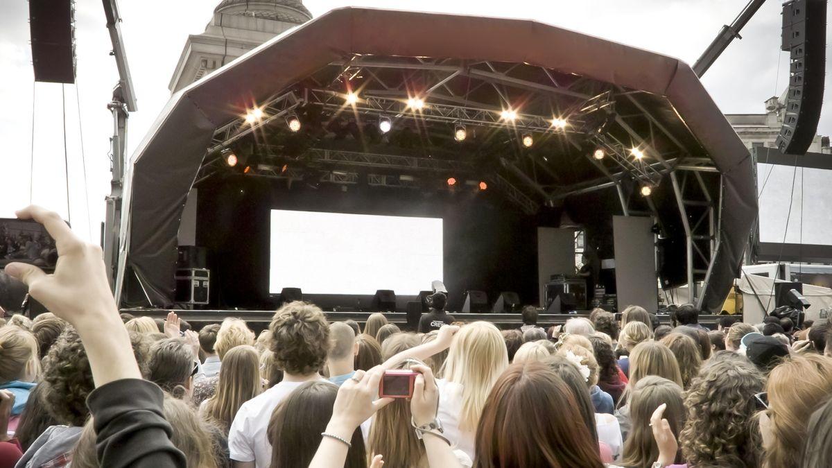 Open-Air-Konzert (Symbolbild)