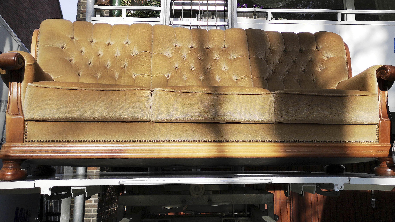 Symbolbild: alte Couch