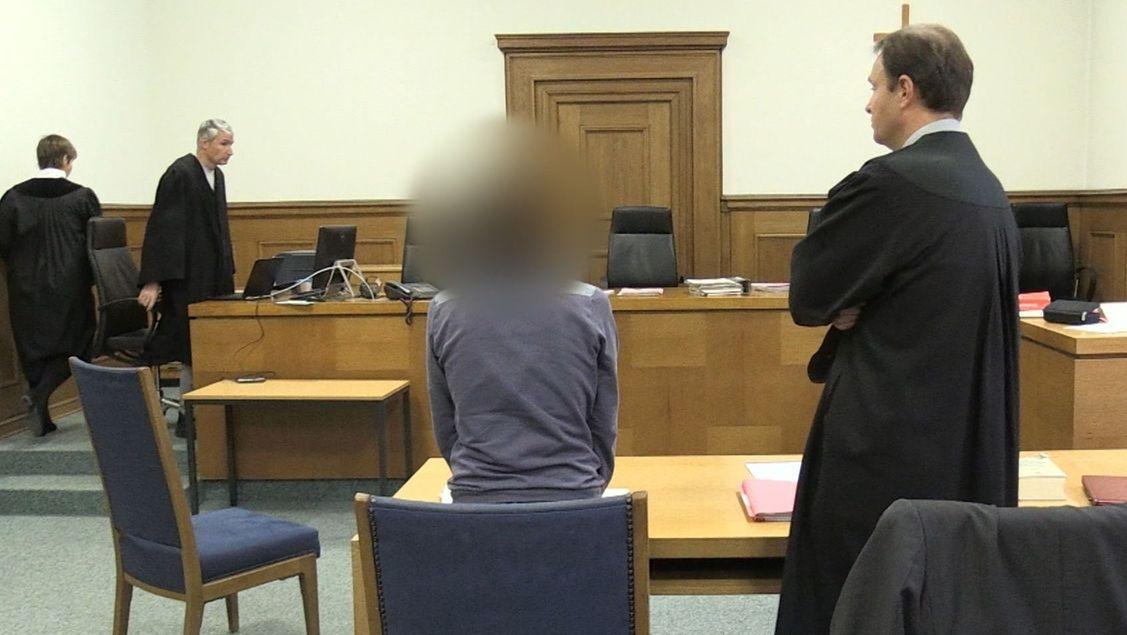 """Der sogenannte""""Papierflieger""""-Prozess am Amtsgericht Nürnberg"""