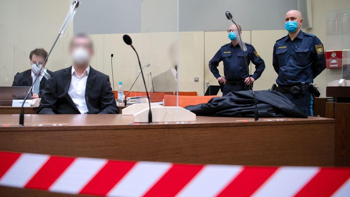 Prozess zu den Anschlägen in Waldkraiburg