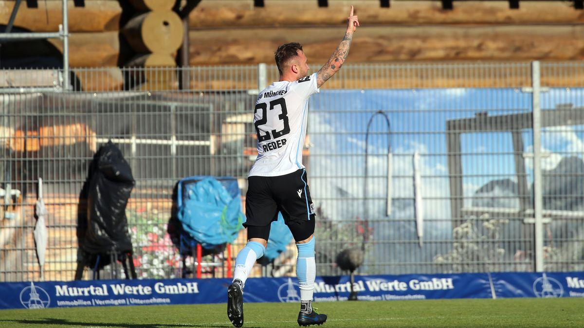 Tim Rieder - TSV 1860 München