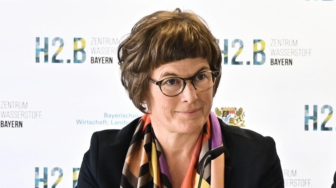 Die Erlanger Wirtschaftswissenschaftlerin Veronika Grimm.