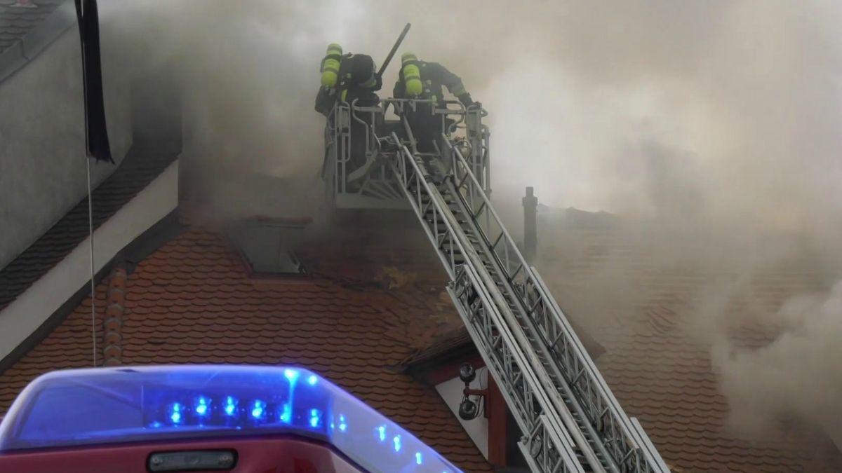 Brand in Nürnberger Traditionsgaststätte