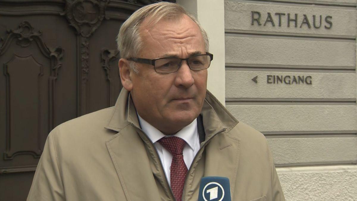 Oberbürgermeister von Memmingen Manfred Schilder (CSU)