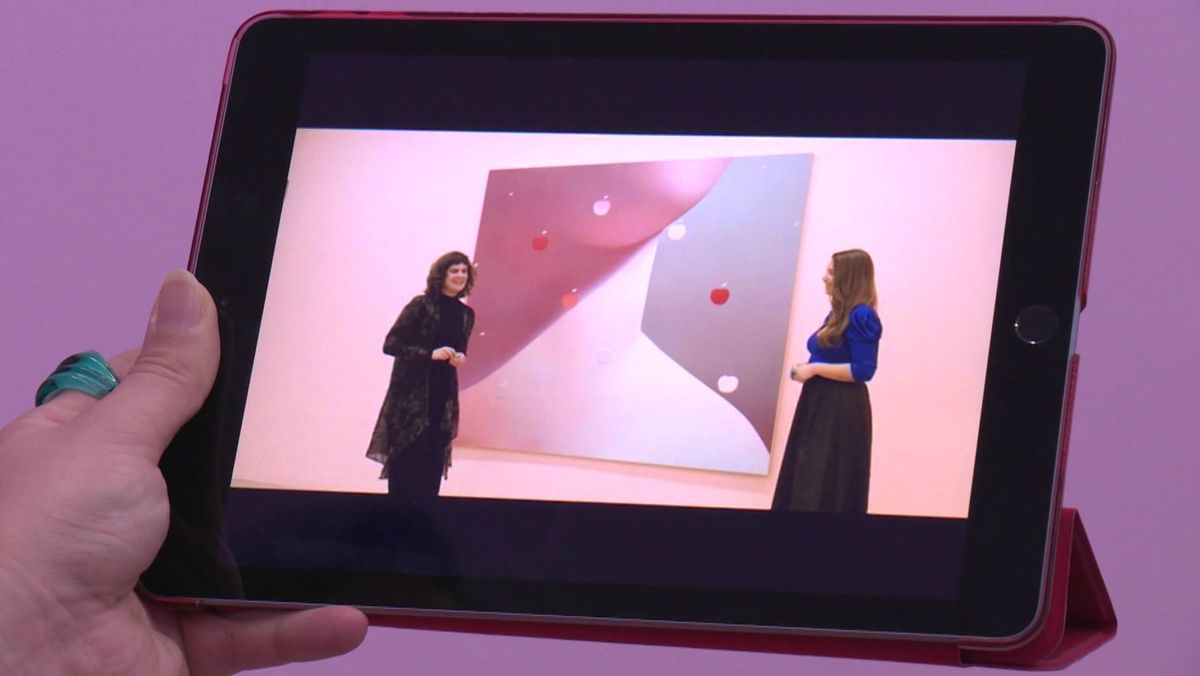 Erste digitale Ausstellungseröffnung im Kunstpalais in Erlangen