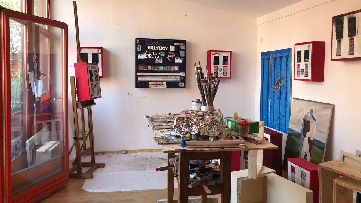 Toninho Dingls Atelier
