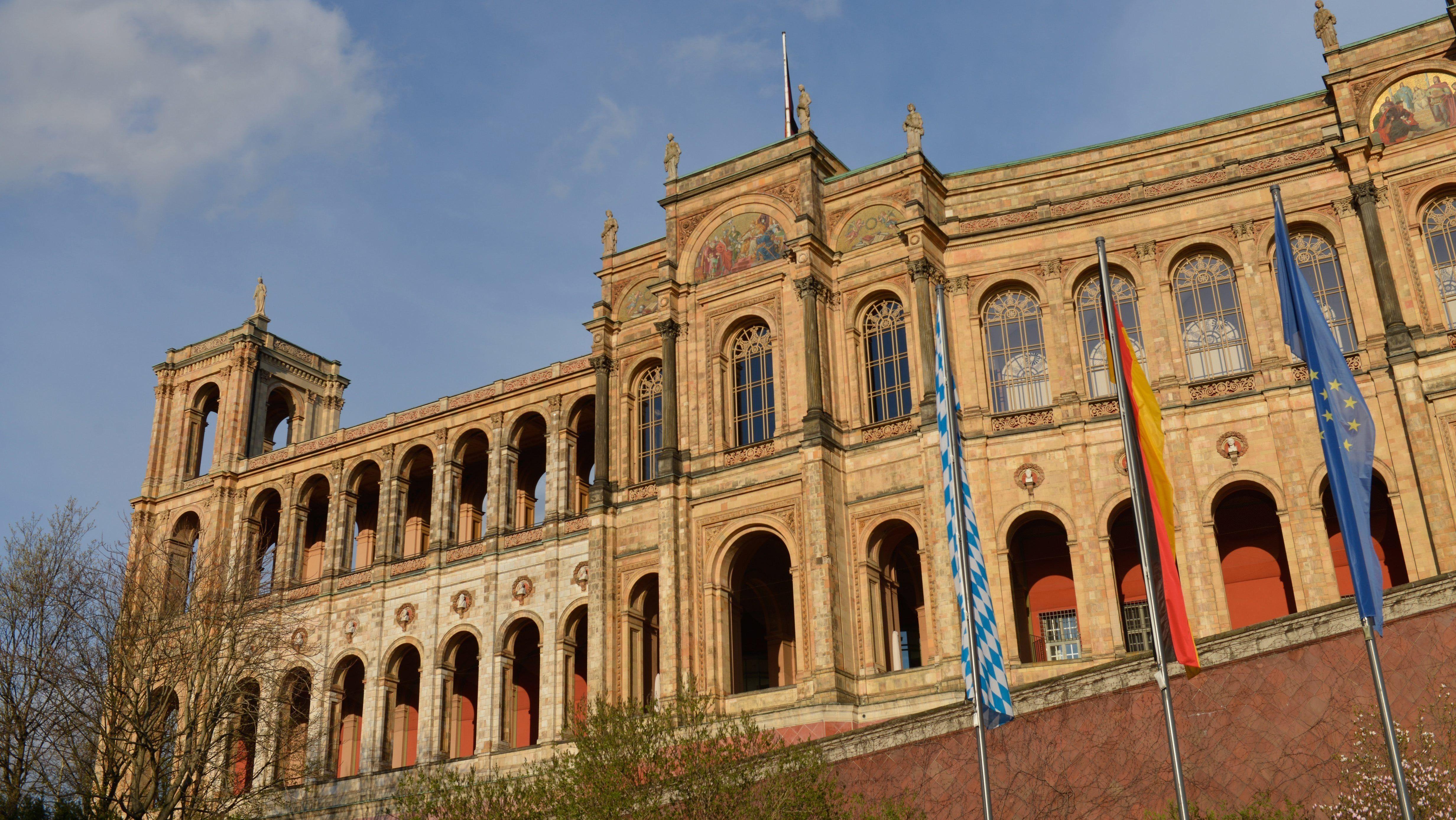 Das Maximilianeum