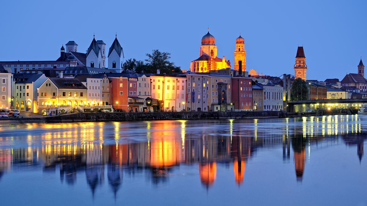 Stadtbild Passau