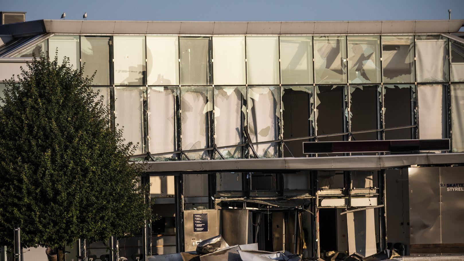 Polizei nimmt nach Explosion in Kopenhagen jungen Schweden fest