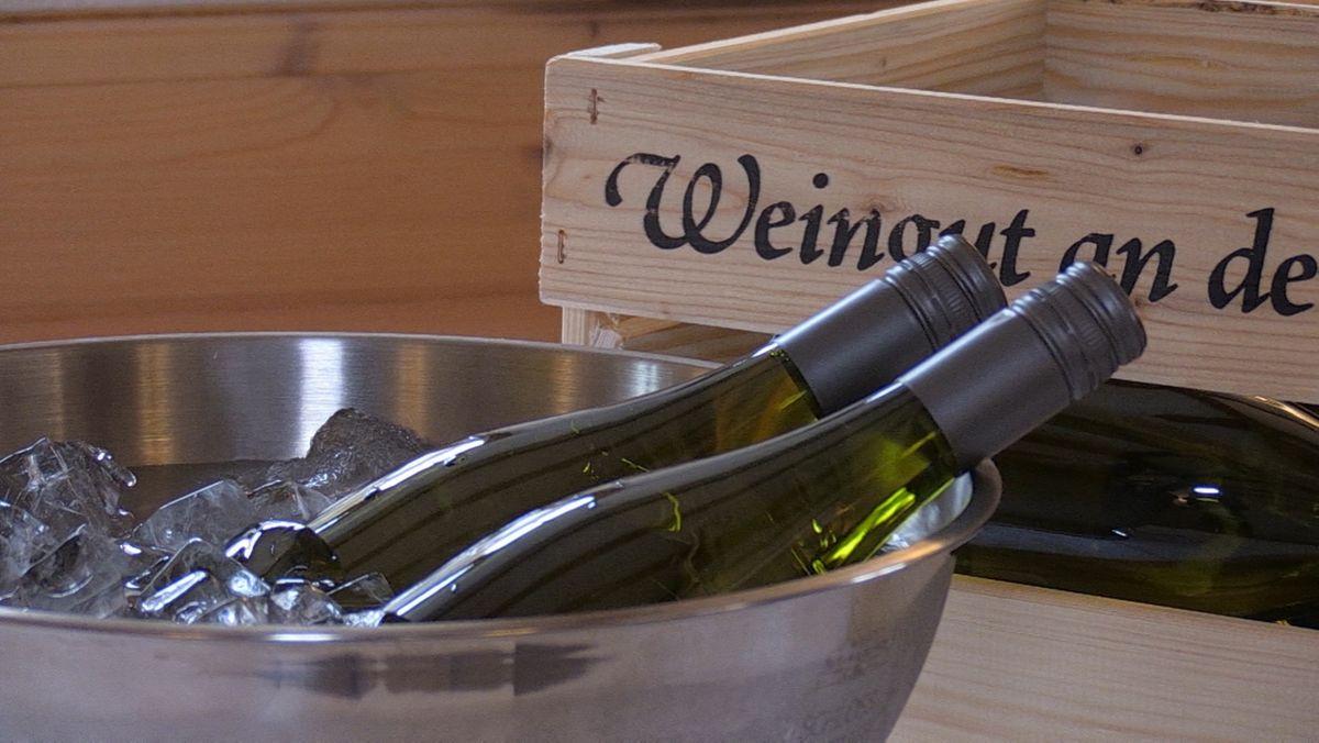Folgen der Klimakrise: In Nordschwaben wird wieder Wein angebaut