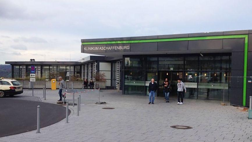 Das Klinikum Aschaffenburg