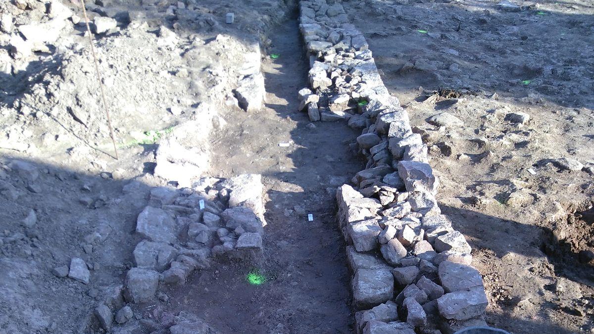 Archäologen machen sensationellen Römerfund in Obernburg