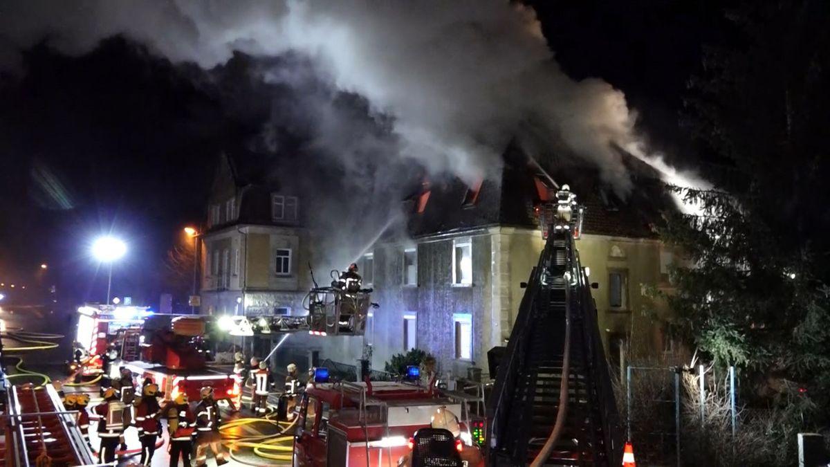 Nach Brand: Familie Miller aus Zeil am Main hat neue Wohnung