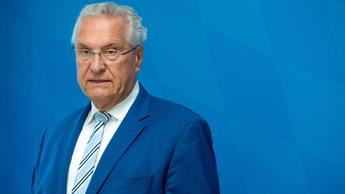 Bayerischer Innenminister Joachim Herrmann (CSU)