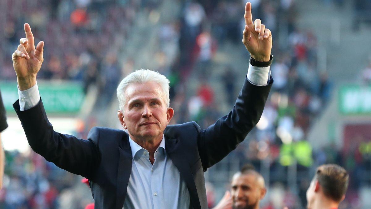 Mahnung an die Bundesliga-Klubs: Jupp Heynckes.