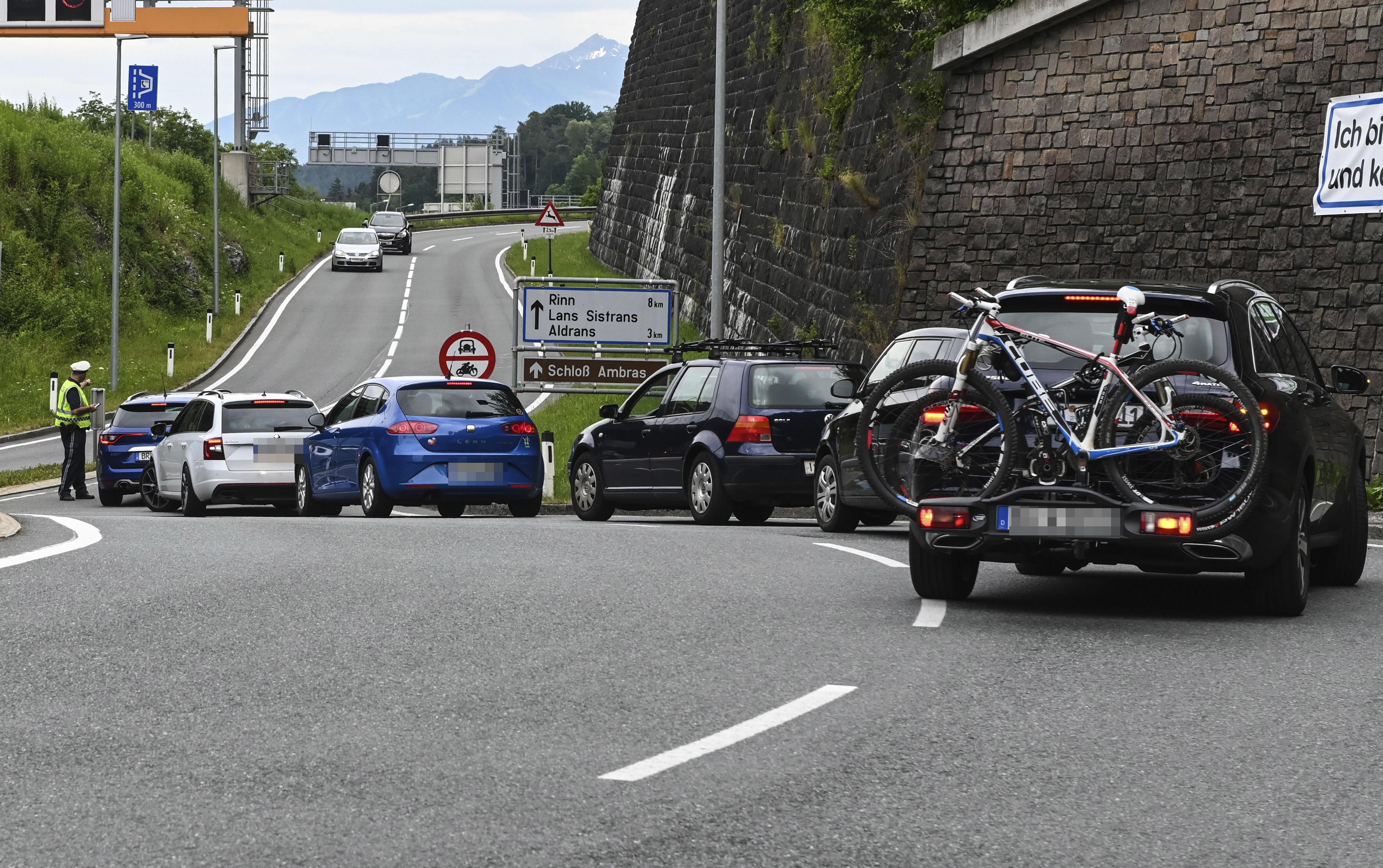 Tirol startet Winter-Fahrverbote