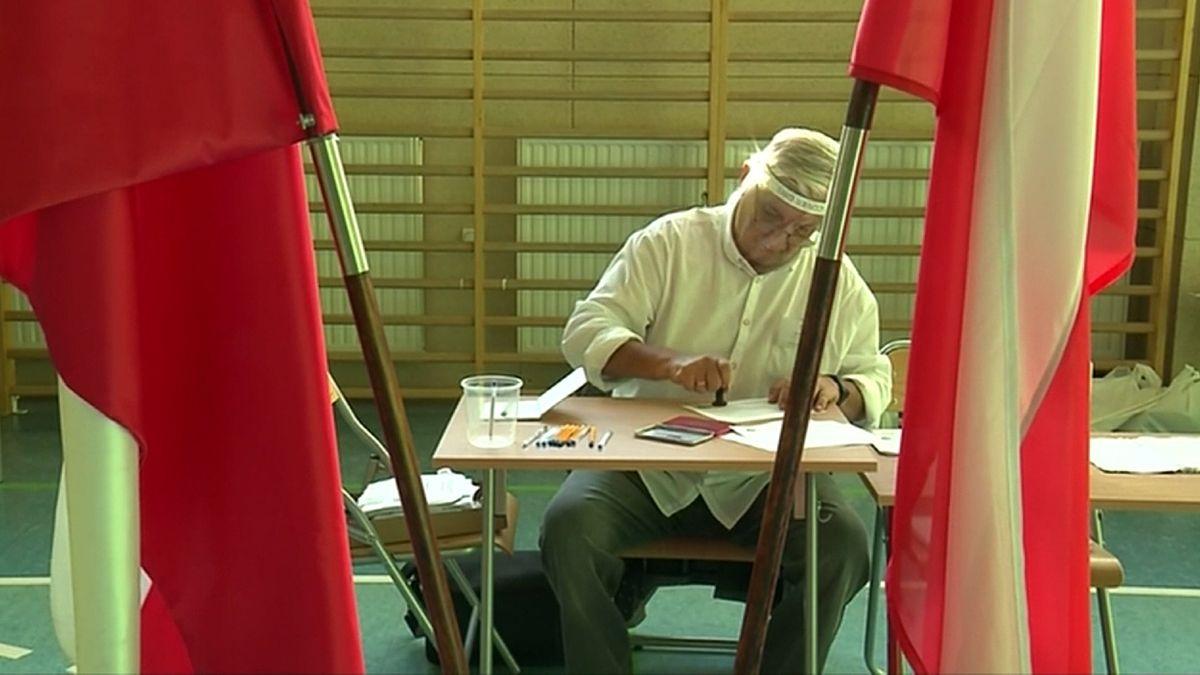 Polen wählt heute in einer Stichwahl den neuen Präsidenten. Zur Wahl stehen: Amtsinhaber Duda oder sein Herausforderer Trzaskowski.