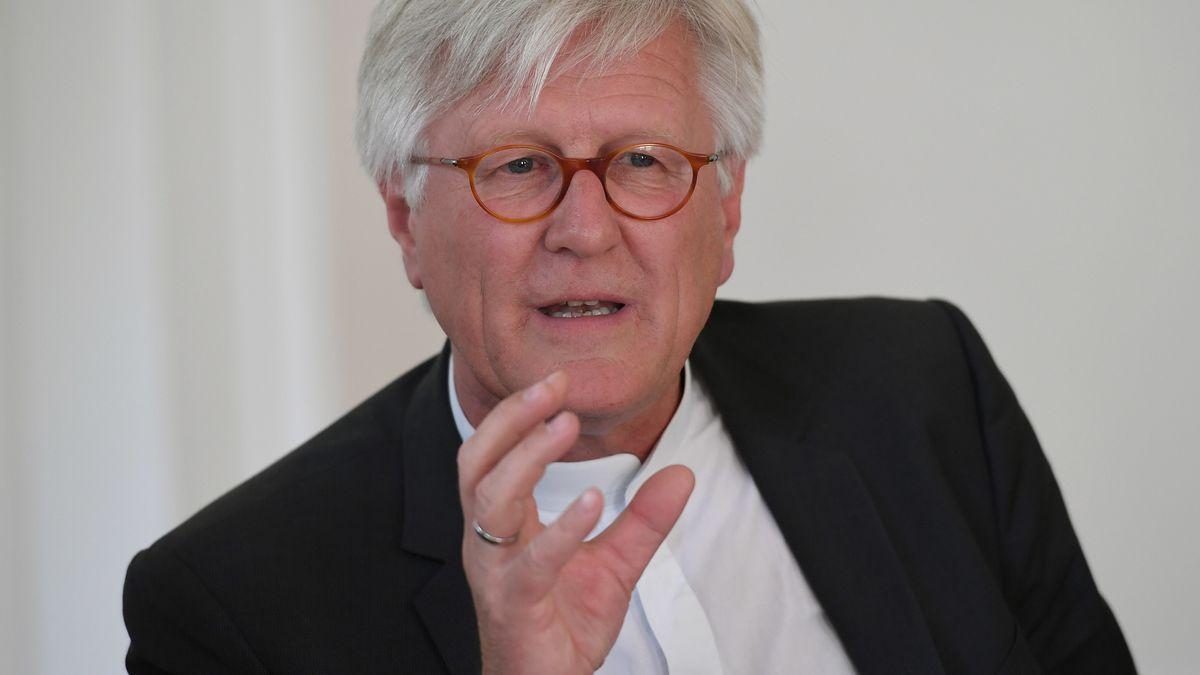 EKD Ratsvorsitzender Landesbischof Dr.Heinrich Bedford Strohm
