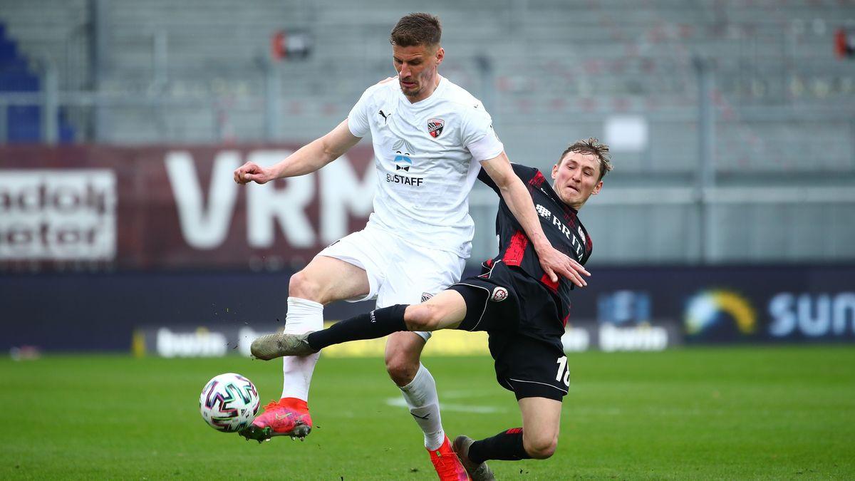 FC Ingolstadt gegen Wiesbaden
