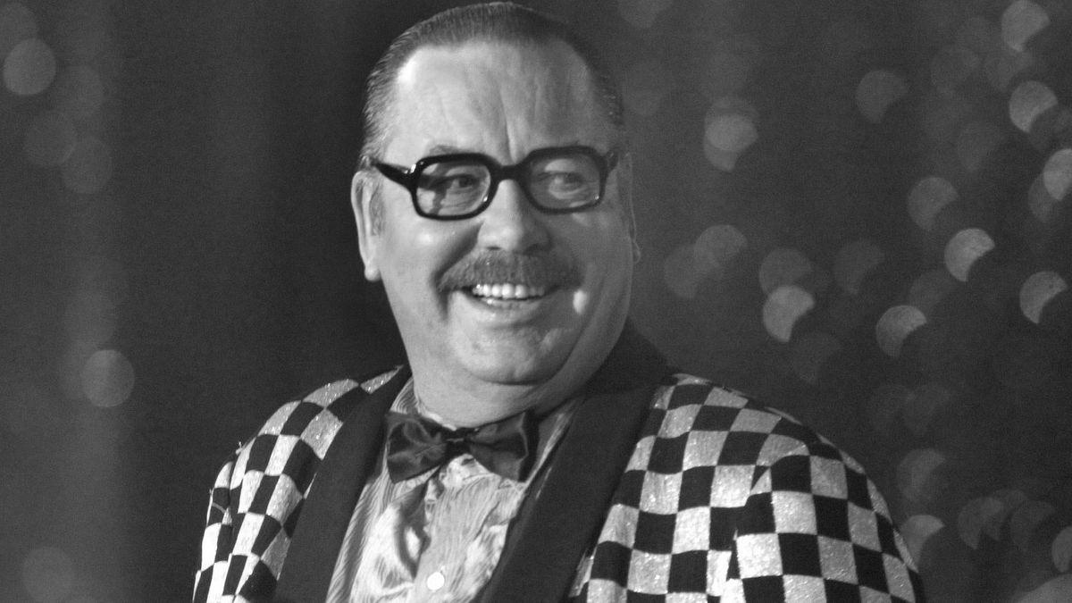 Der deutsche Schlagersänger Gottlieb Wendehals, mit bürgerlichem Namen Werner Böhm (Aufnahme vom 7.5.2003) ist in der Nacht zum Dienstag im Alter von 78 Jahren gestorben.